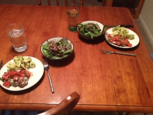 Dinners at home :)